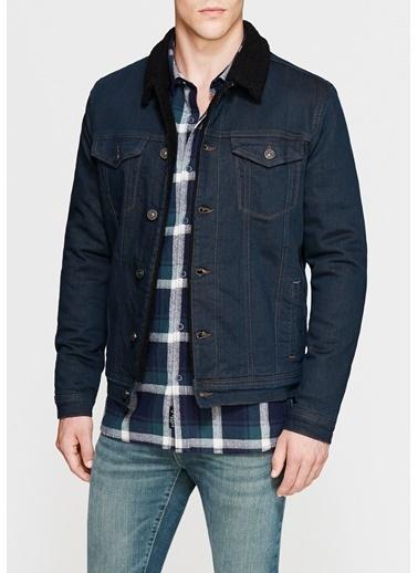 Mavi Jean Ceket | Frank - Dar Kesim İndigo